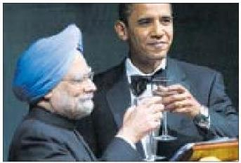 prime minister with obama